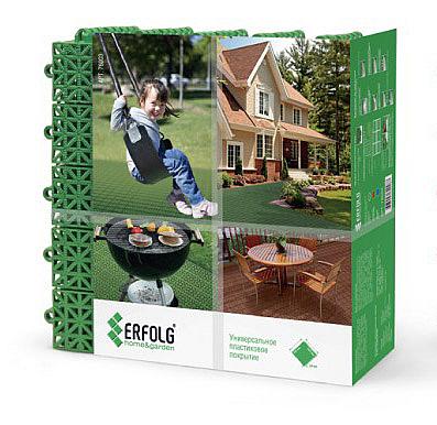Пластиковое покрытие для садовых дорожек, терасс и веранд