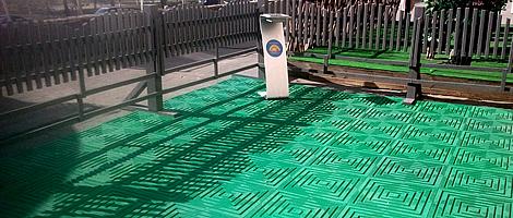 Пластиковые покрытия ЭкоПласт